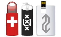 USB sticks per sector