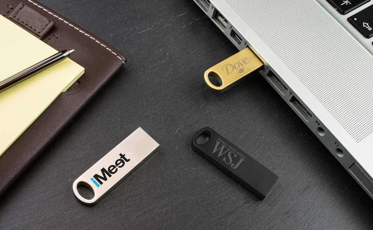Focus - USB Stick Bedrukken