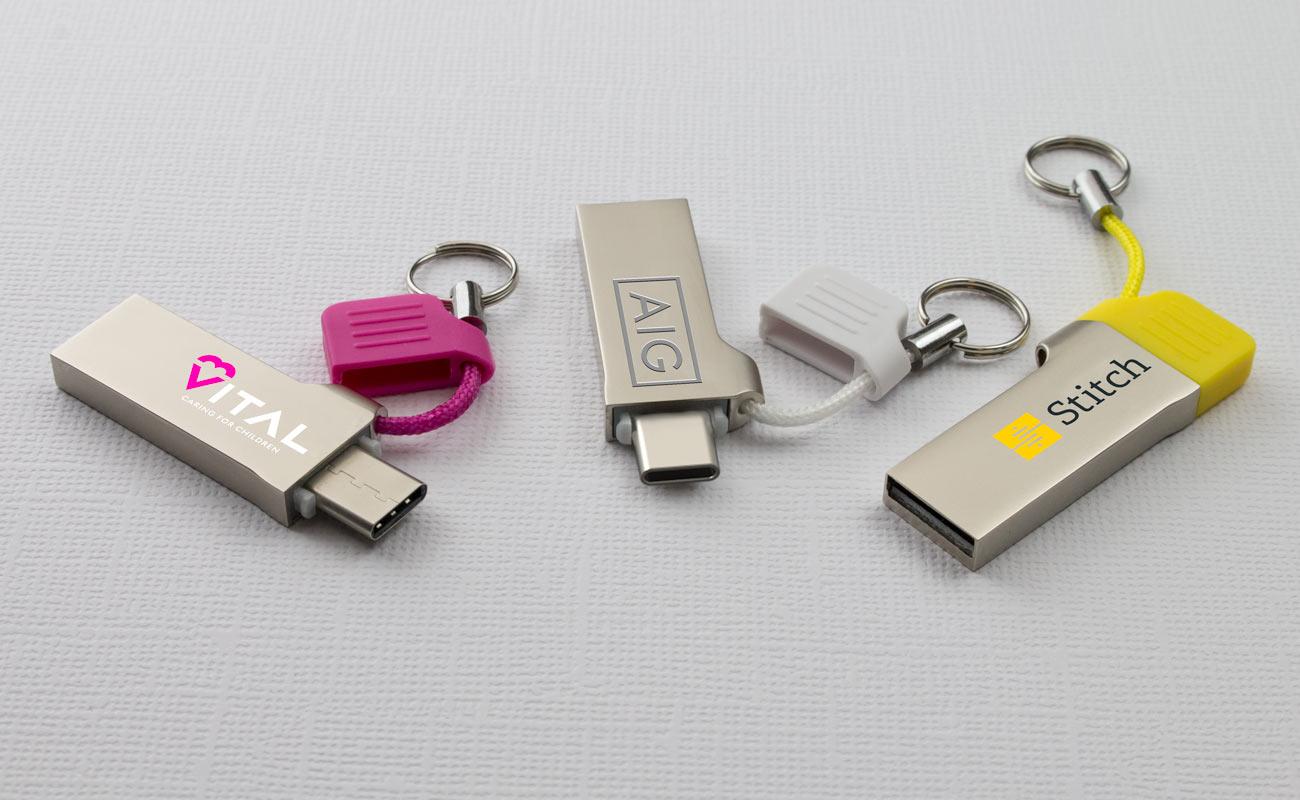 Lynx - USB Stick Bedrukken