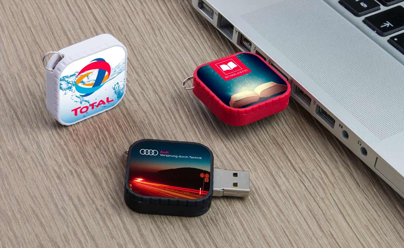 Trix - USB Stick Bedrukken