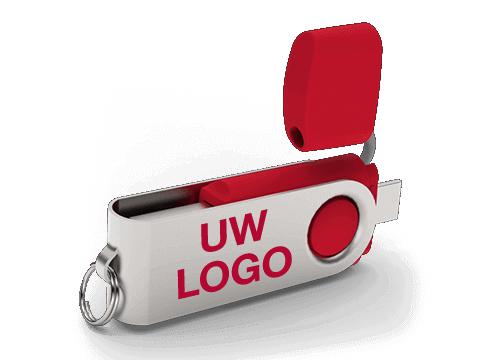 Twister Go - USB Stick Bedrukt