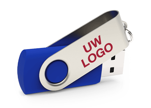 Twister - USB Sticks Bedrukken