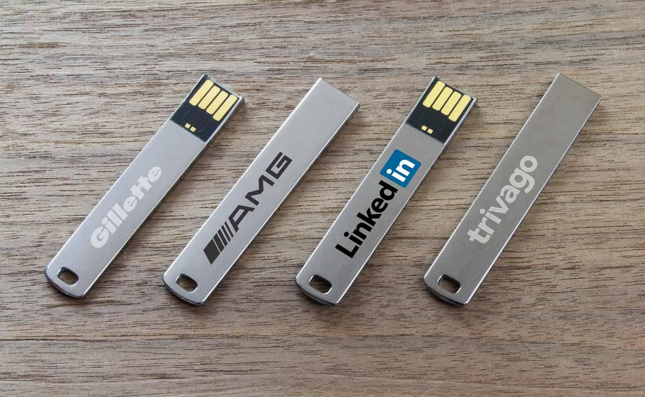 WalletStick - USB Stick Bedrukken