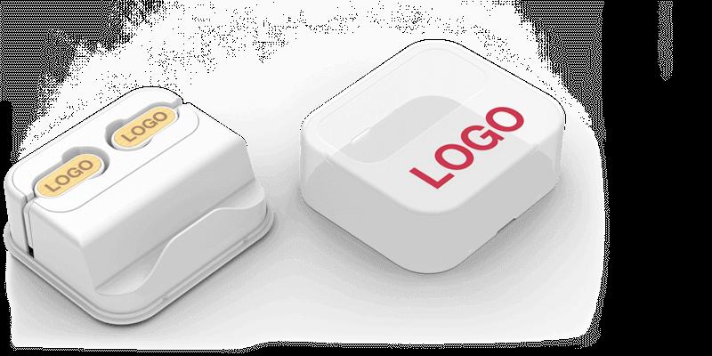 Grain Bluetooth® - Custom Draadloze Oortelefoons