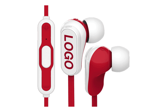 Vibe - Bedrukte Draadloze Oortelefoons