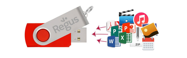 Flash Drive Data Upload