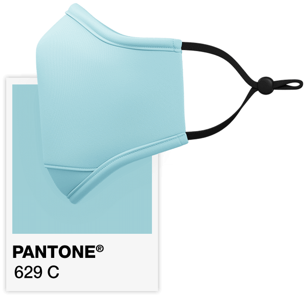 Sky Pantone® Stof Service