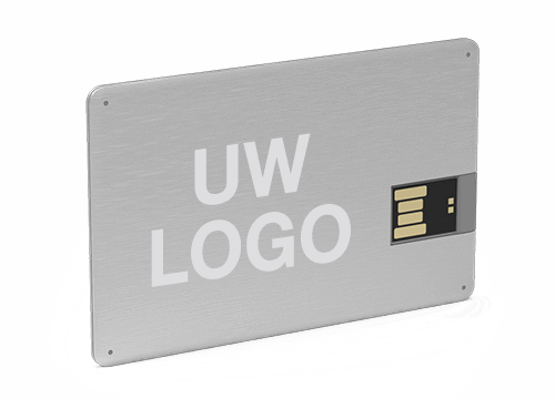 Alloy - USB Visitekaartje
