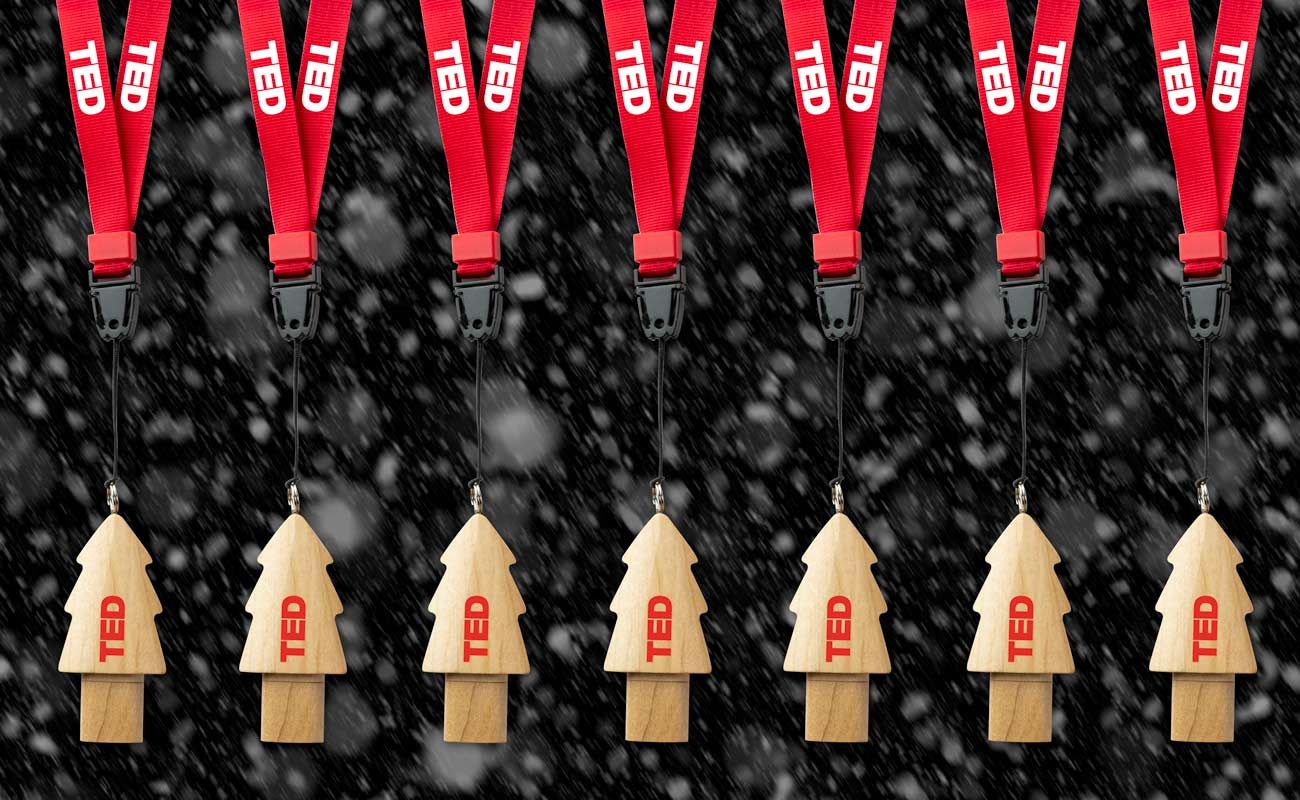 Christmas - USB Stick Bedrukken