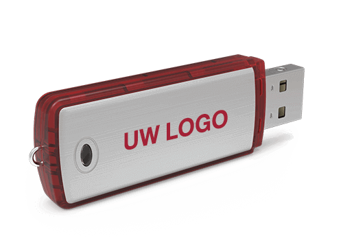 Classic - Bedrukte USB Sticks