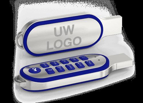 Code - Beveiligde USB stick met logo