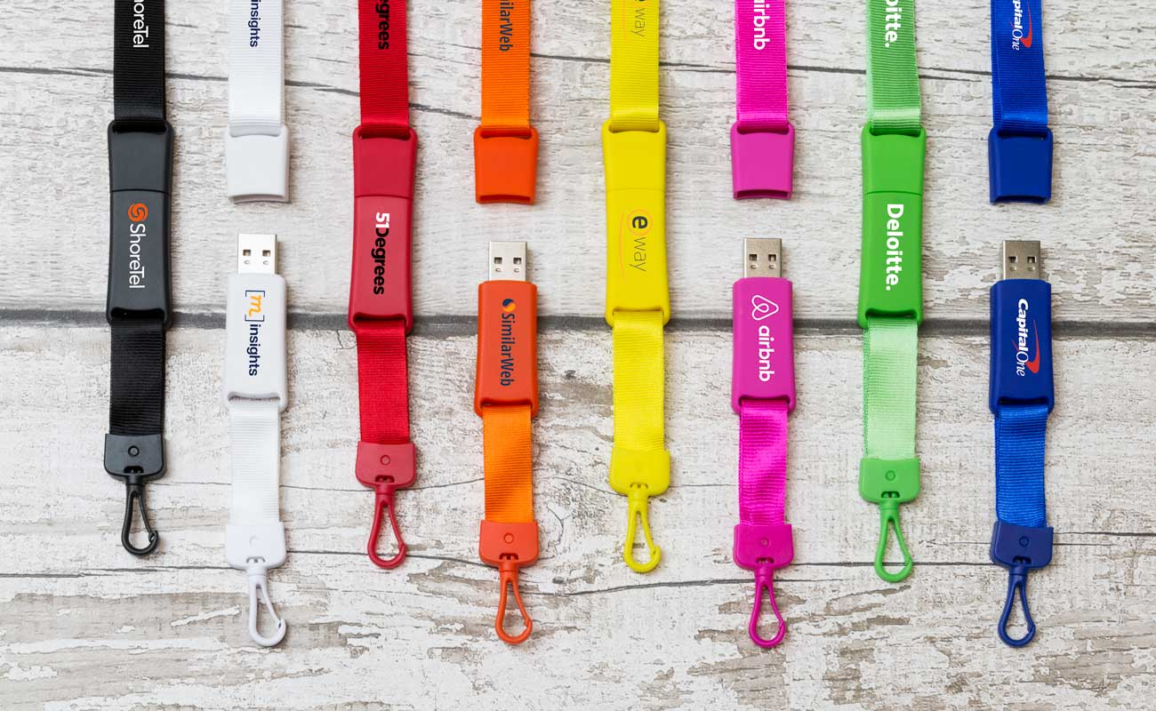 Event - USB Stick Bedrukken