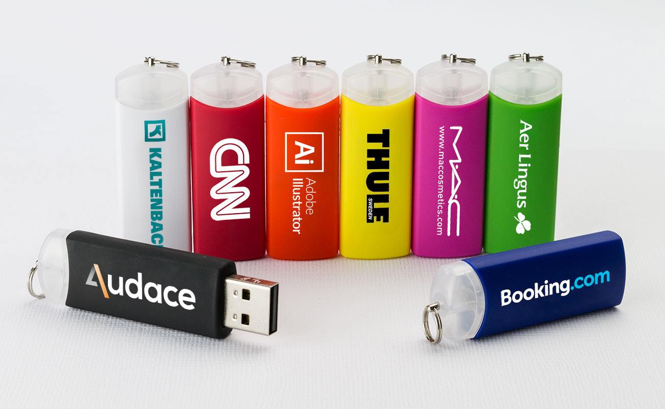 Gyro - USB Stick Bedrukken