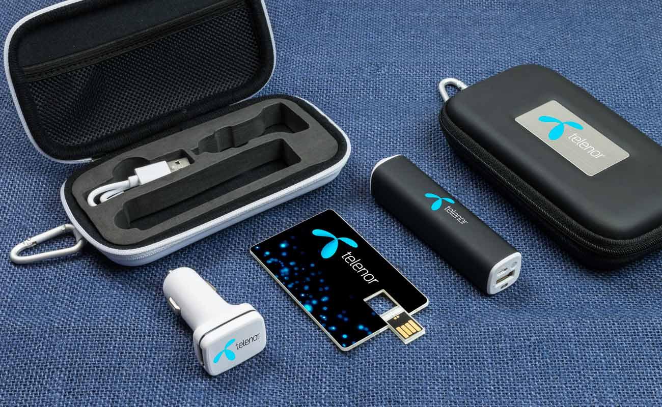 Impact M - USB Stick Bedrukken, Powerbank Bedrukken en Custom Car Charger