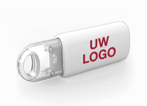 Kinetic - Relatiegeschenk USB Stick