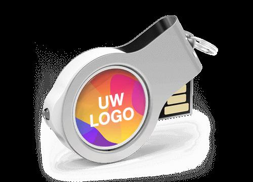 Light - Bedrukte USB Stick