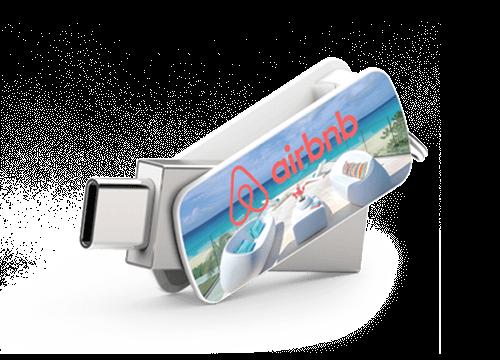 Orbit - Gepersonaliseerde USB Stick
