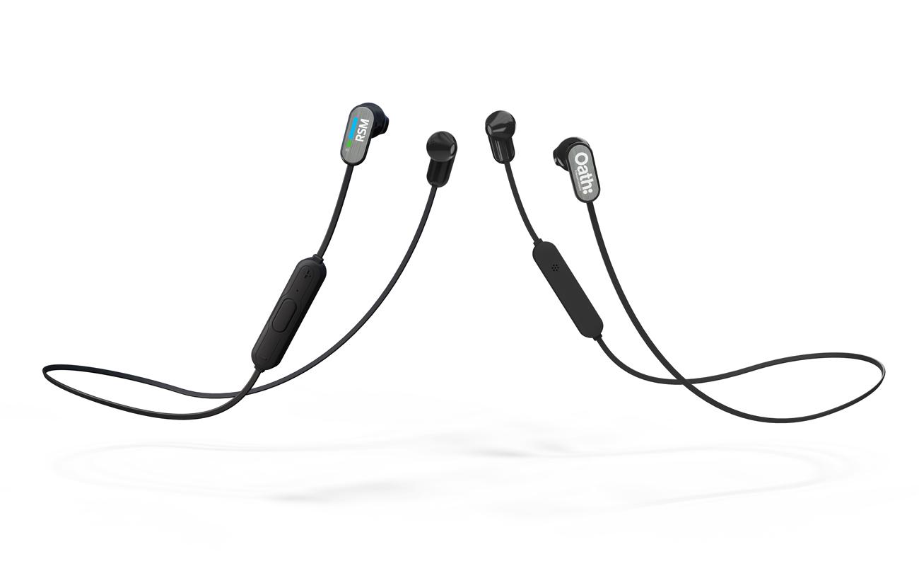 Peak - Custom Draadloze Oortelefoons