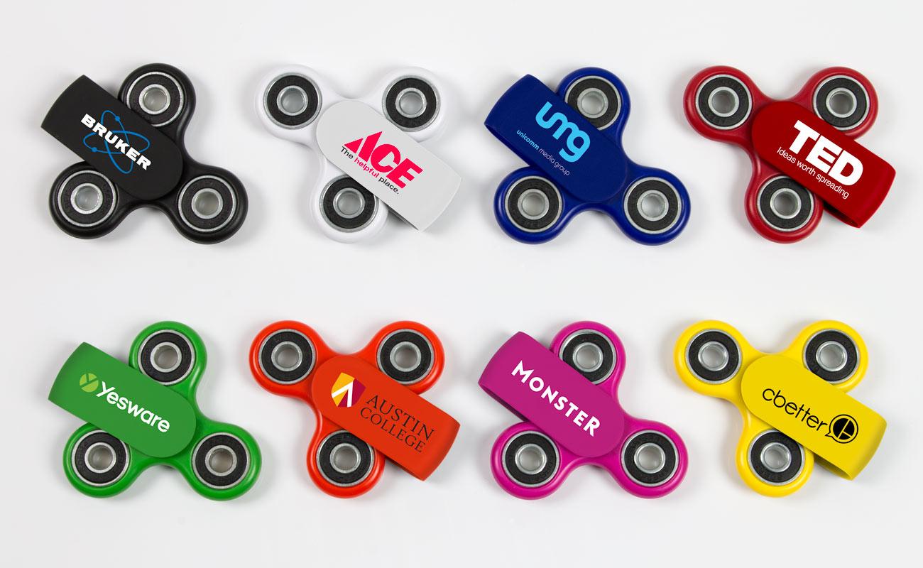 Sport Plus - Fidget Spinner Bedrukken