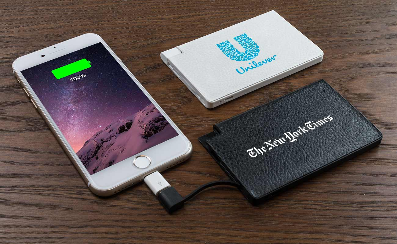 Tour - Powerbank Bedrukken