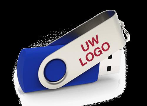 Twister - USB Stick Bedrukken