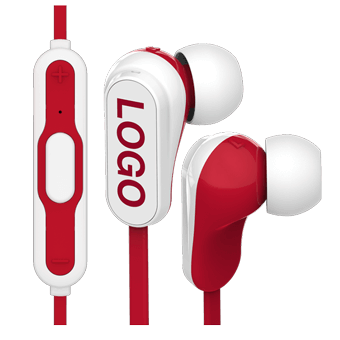 Vibe Bluetooth® - Wireless Earbuds Branded