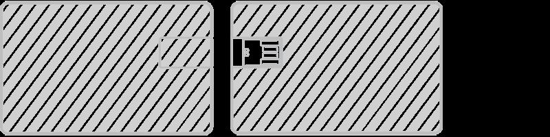USB kaart Fotodruk