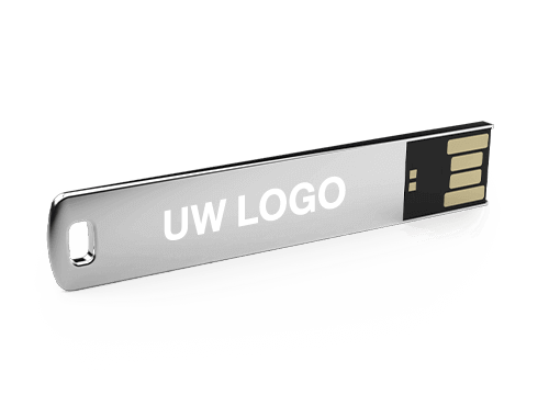 WalletStick - Gepersonaliseerde USB Stick